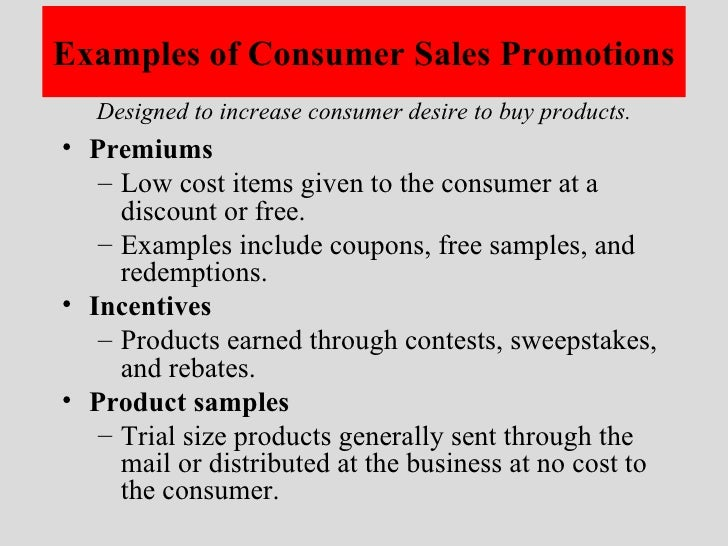 11.2 Marketing a Small Business Personal Sales Promotion presentation…
