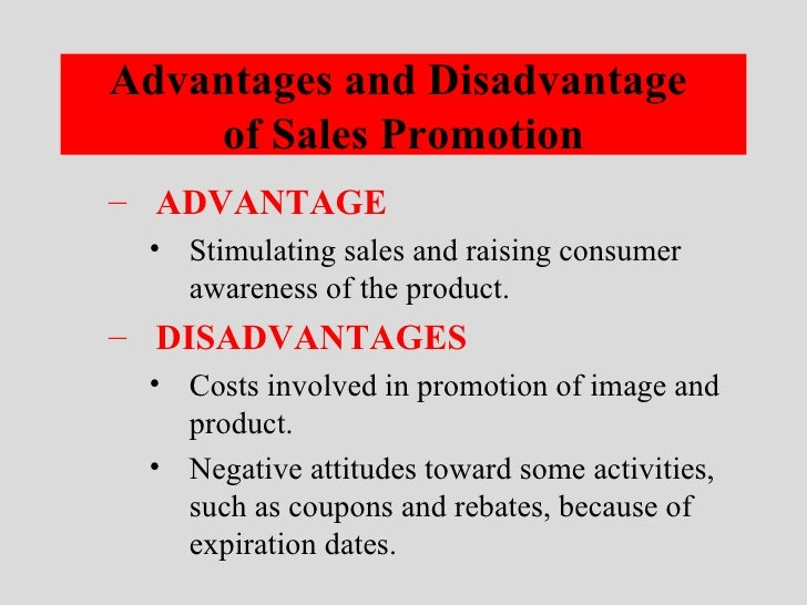 Essay on promotion of sales through advertising
