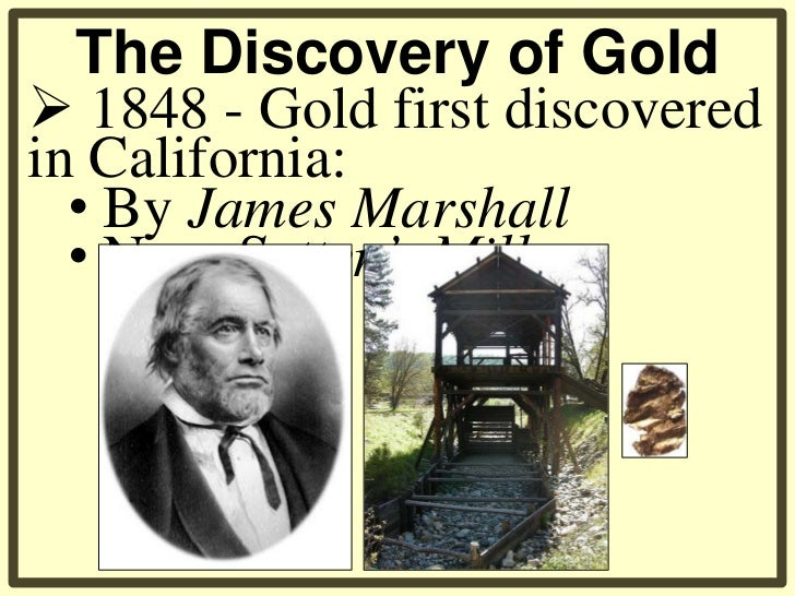 essay about the california gold rush