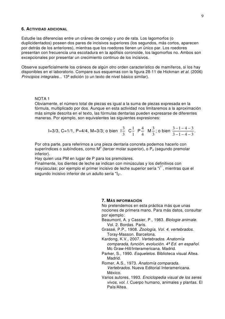 Magnífico Dientes De Rata Anatomía Molde - Imágenes de Anatomía ...