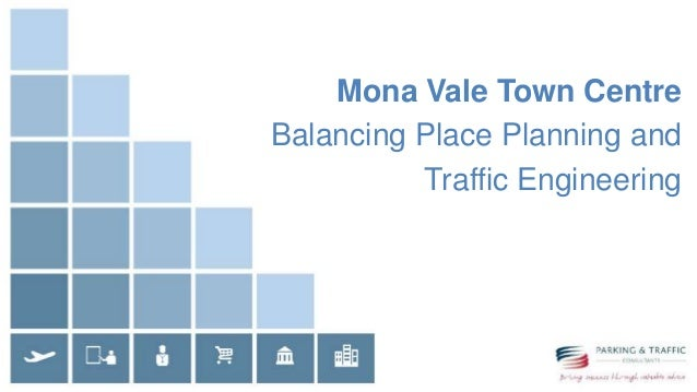 Mona Vale Town Centre Balancing Place Planning and Traffic Engineering