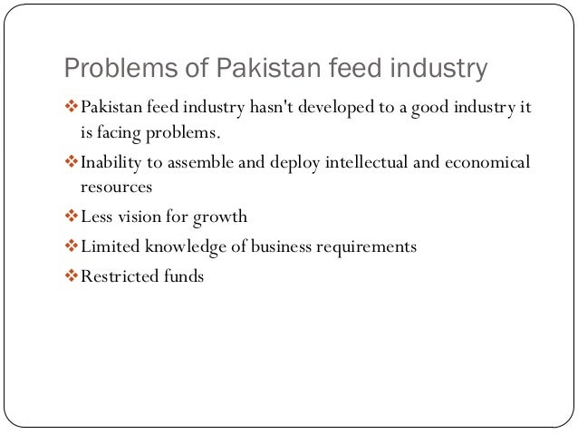 Financial issues for financing smes in pakistan essay