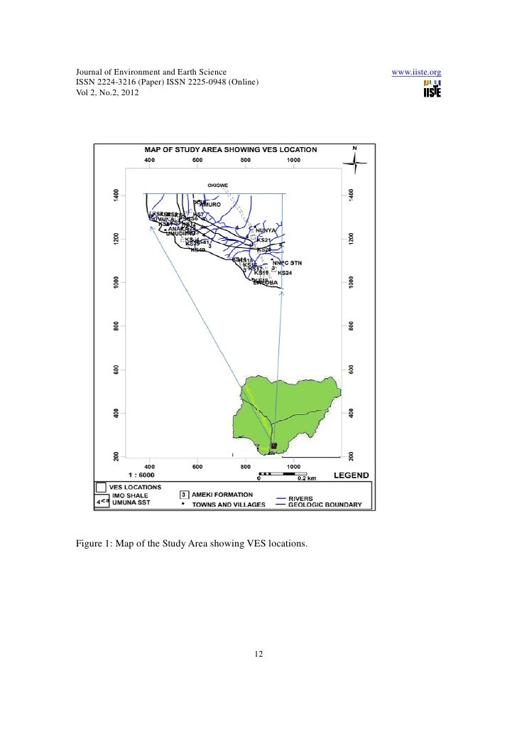 thesis on water supply in nigeria Wsmp nigeria- country summary sheet, 2008 1 ¾ inform policy makers, civil society and other stakeholder on the status of water supply and sanitation challenge in nigeria h water and sanitation coverage rates in nigeria are.