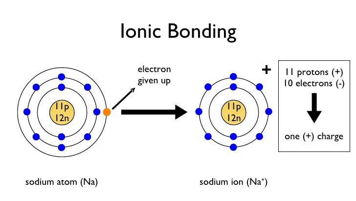 11 atoms and bonding 13 ionic bonding sodium atom ccuart Gallery