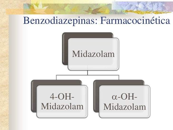 Farmacocinetica del diazepam