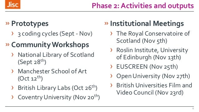 Phase 2: Activities and outputs »Prototypes › 3 coding cycles (Sept - Nov) »Community Workshops › National Library of Scot...