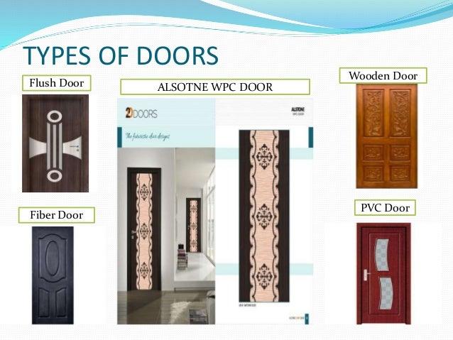 Alstone Door