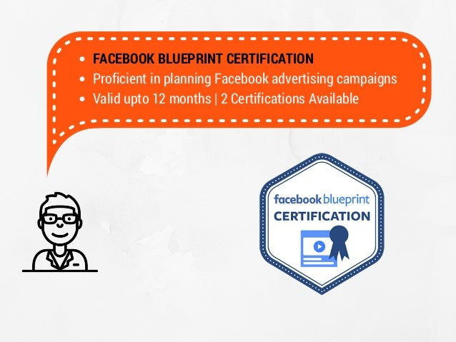 11 digital marketing certifications to jumpstart your career in 2017 facebook blueprint certification malvernweather Gallery