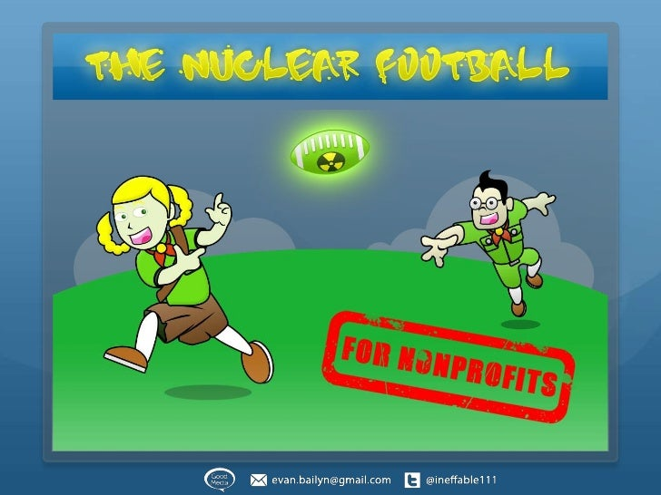 Evan Bailyn, Author, Outsmarting Google- The Nuclear Football