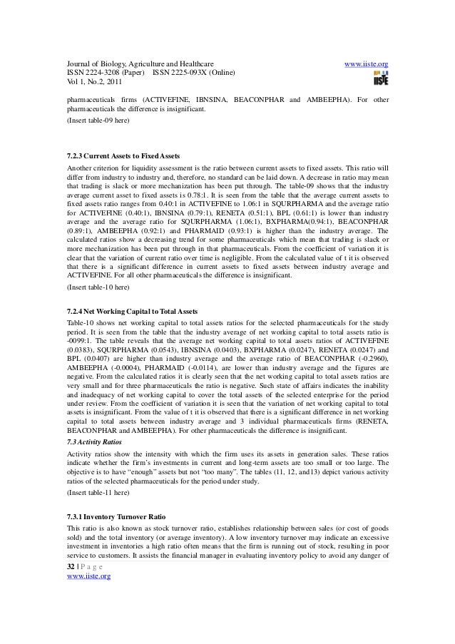 financial analysis of selected pharmaceutical companies Read this essay on capital structure determinants of the pharmaceutical companies in  financial analysis of selected pharmaceutical companies in .