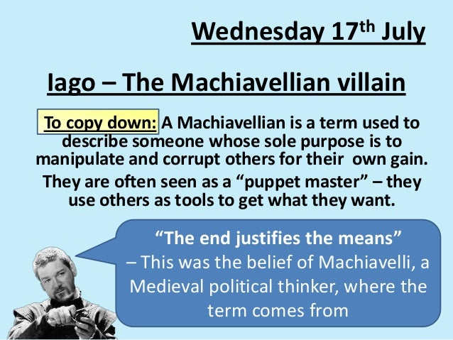 machiavellian term paper Shakespeare essays term papers (paper 42103) on machiavellian woman in history: the �power behind the throne� is a worn-out stereotype from classic literature like les liaisons dangereuses, in which the marquise de m term paper 42103.