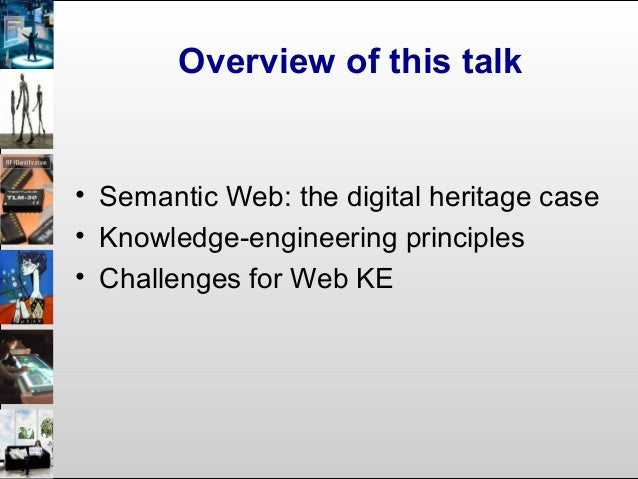 Principles for knowledge engineering on the Web Slide 2