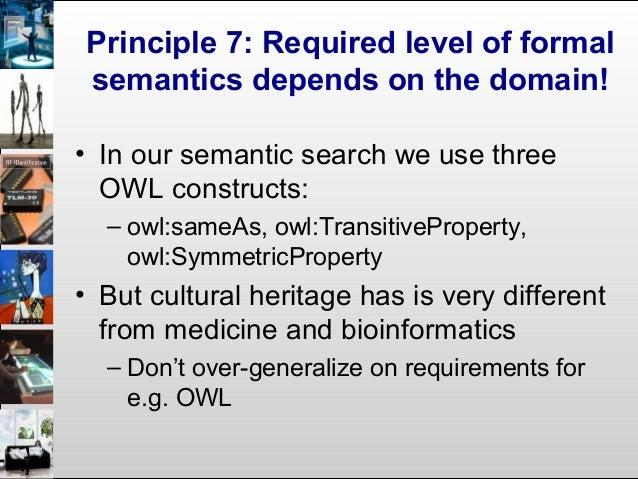 "The fight for ""standard"" semantics Schema.org"