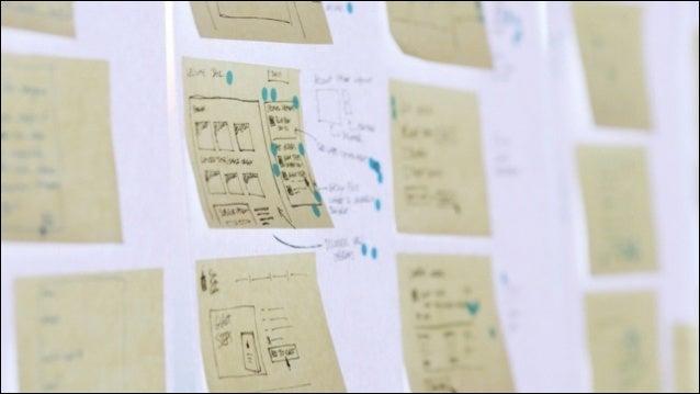 Create time pressure  Prototype  Quick research