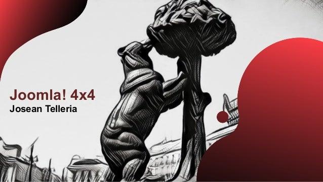 Joomla! 4x4 Josean Telleria