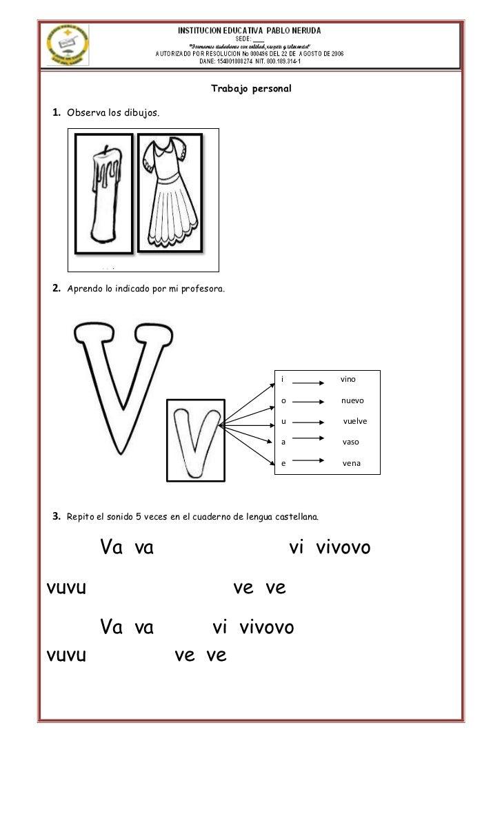 11. letra v
