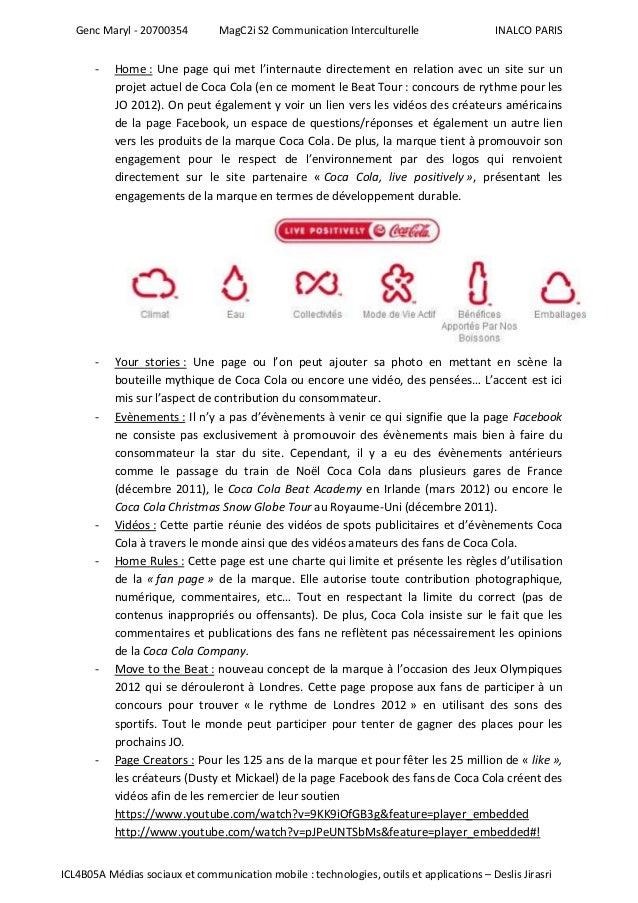 Genc Maryl - 20700354         MagC2i S2 Communication Interculturelle                   INALCO PARIS       -   Home : Une ...
