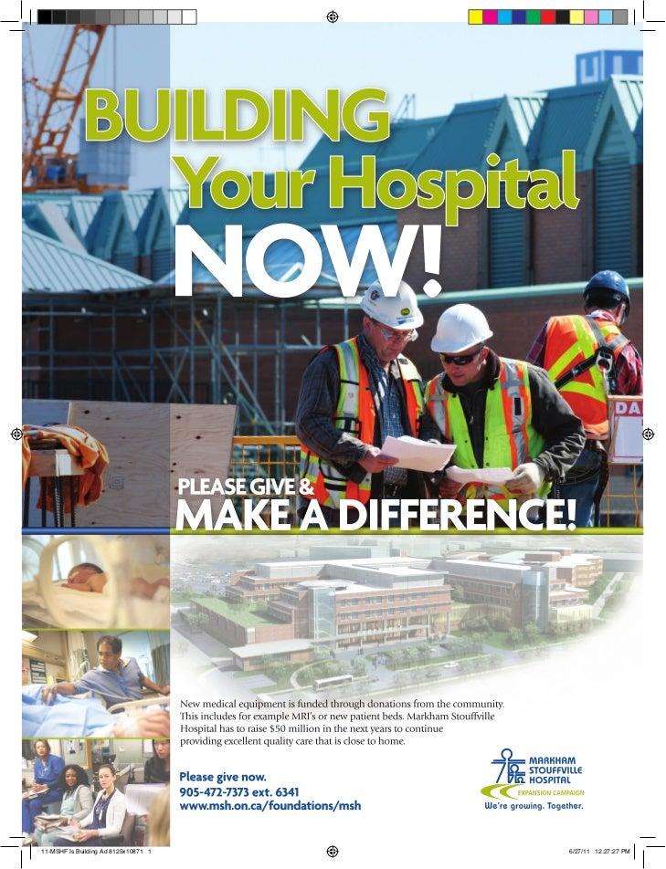 11-MSHF Is Building Ad 8125x10871 1   6/27/11 12:27:27 PM