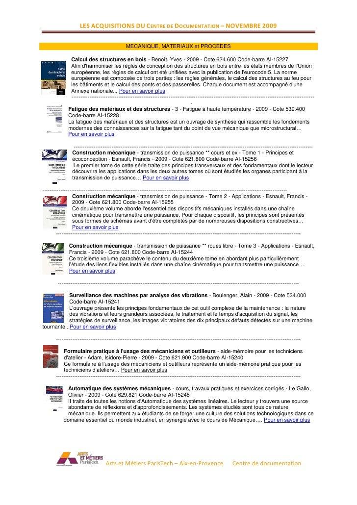 MECANIQUE, MATERIAUX et PROCEDES<br />-22860399415Calcul des structures en bois - Benoît, Yves - 2009 - Cote 624.600 Code-...