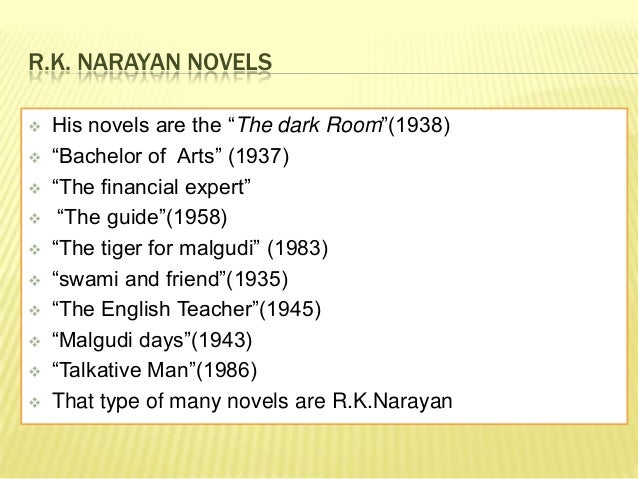 the ramayana by rk narayan essay We will write a custom essay sample on the ramayana specifically for you  ( narayan 1972, 45) at this rama internalizes the initial shock of being removed  as heir, expelled from his kingdom, with only bark for  narayan, rk, 1972.