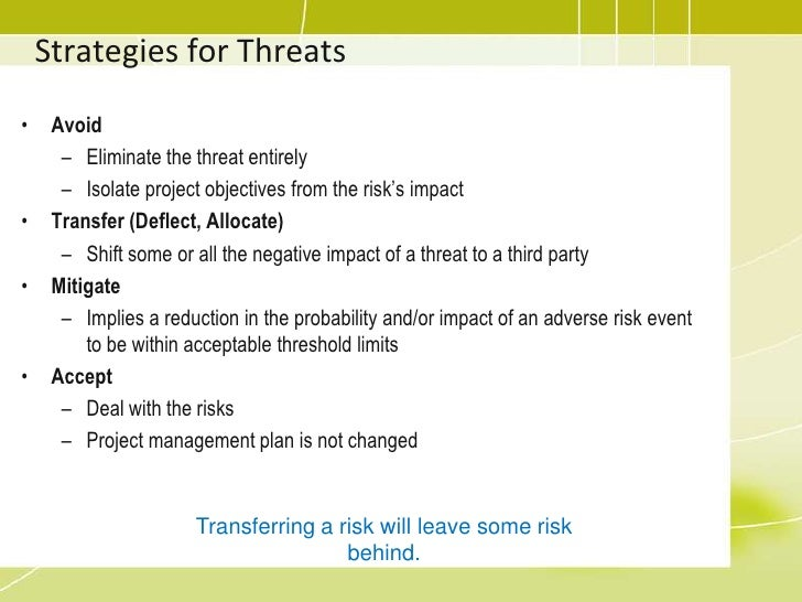 lists of prioritized risk This document now becomes your risk register it's your prioritized punch list of threats and opportunities, force-ranked according to how important they are to the organization step two reflection a risk register can provide substantial insight consider the following: did your process identify lots of risks,.