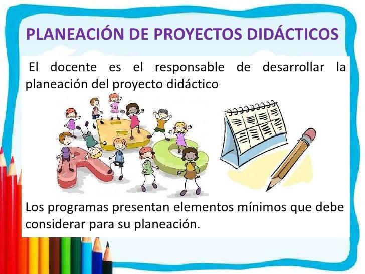 11 Proyectos Did Cticos