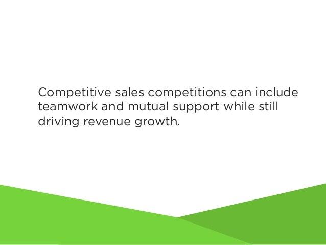 sales contest ideas