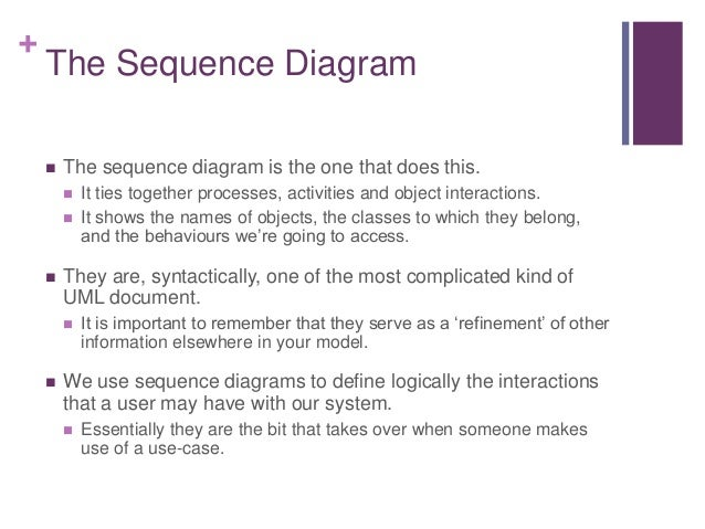 Sad11 sequence diagrams 3 the sequence diagram ccuart Images