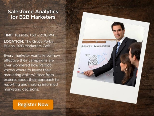 11 Must-Attend #DF15 Sessions for B2B Marketers — Illustrated by Cheesy Stock Photos Slide 3
