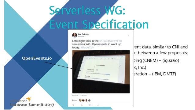 Maintain a matrix and landscape of serverless implementations and features. Produce additional documents and samples that ...