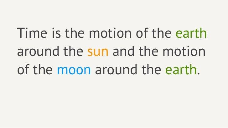 Moon   Earth   Sun