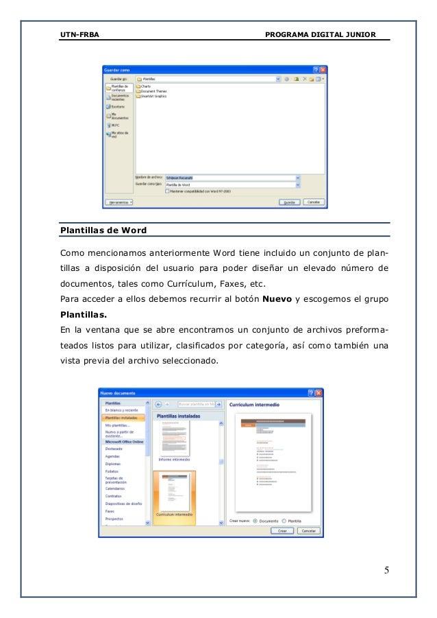 w2007 plantillas y formularios