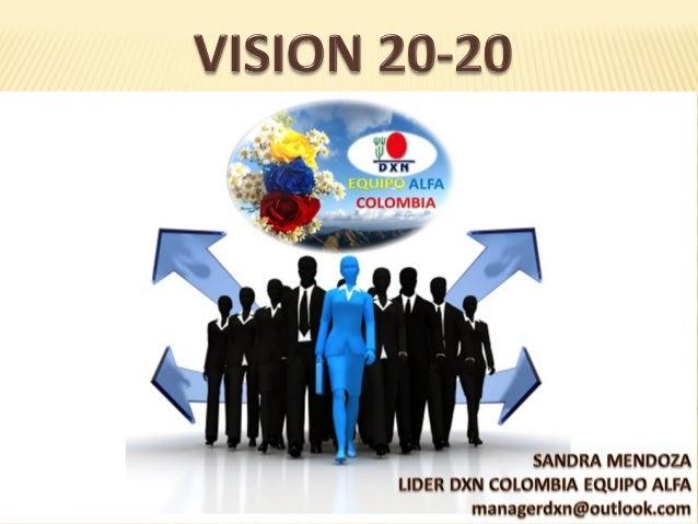 Un futuro prominente Ingreso Fenomenal Por: Dato' Dr. Lim Siow Jin Fundador & CEO La Visión del Plan de Compensacion VISIÓ...