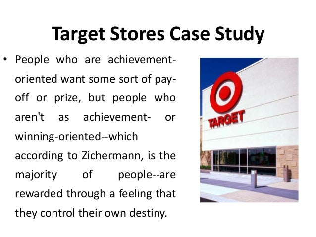 Target Stores Gamification In Employee Engagement Manu