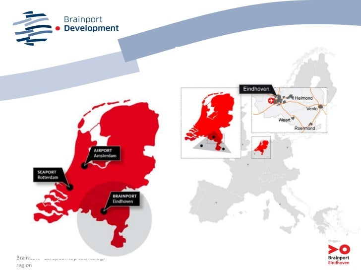 1<br />Brainport - European top technology region<br />