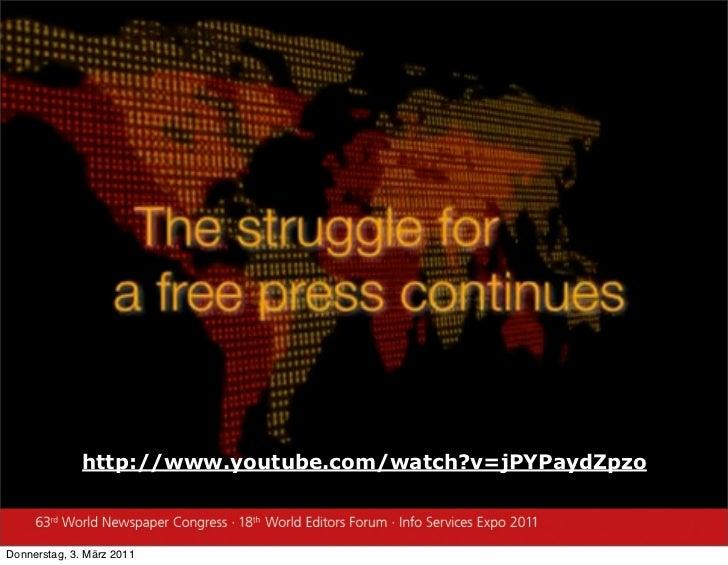 http://www.youtube.com/watch?v=jPYPaydZpzoDonnerstag, 3. März 2011