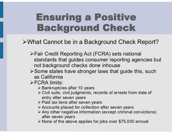 110304 Background Check Preparation