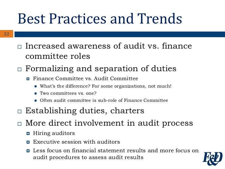 CFO Duties and Responsibilities
