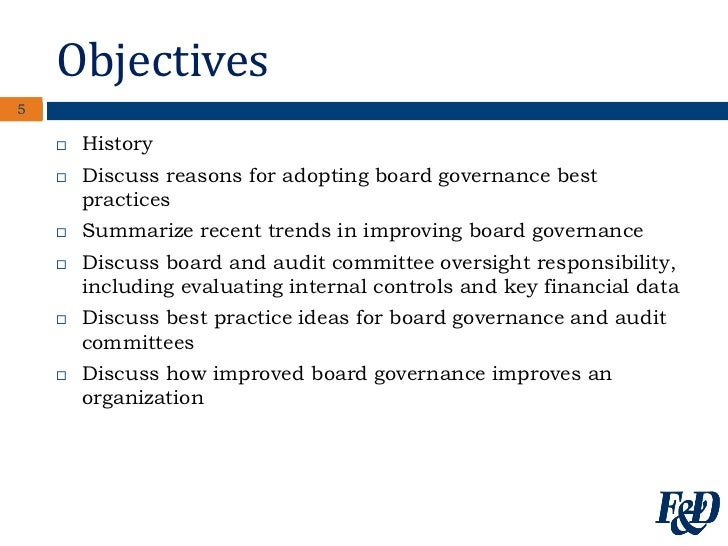 the audit committee as a key In the role of the audit committee as a key corporate governance mechanism corporate governance committees and regulators around the world have addressed the need for effective audit committees, with many requiring that listed companies must have a committee (european union (eu) 8th.