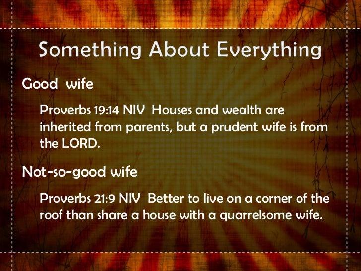 110313 Ot Vistas 17 Proverbs Seeking God S Wisdom