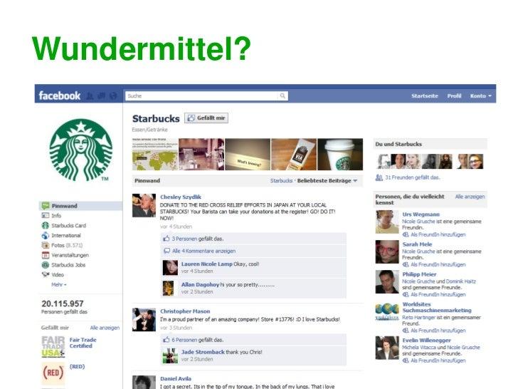 Social Media - Wundermittel oder Teufelszeug? Slide 2