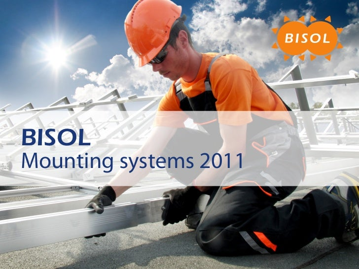 BISOLMounting systems 2011