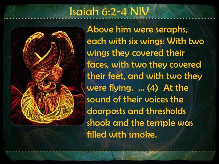 110410 ot vistas 20 holy, holy, holy isaiah 6