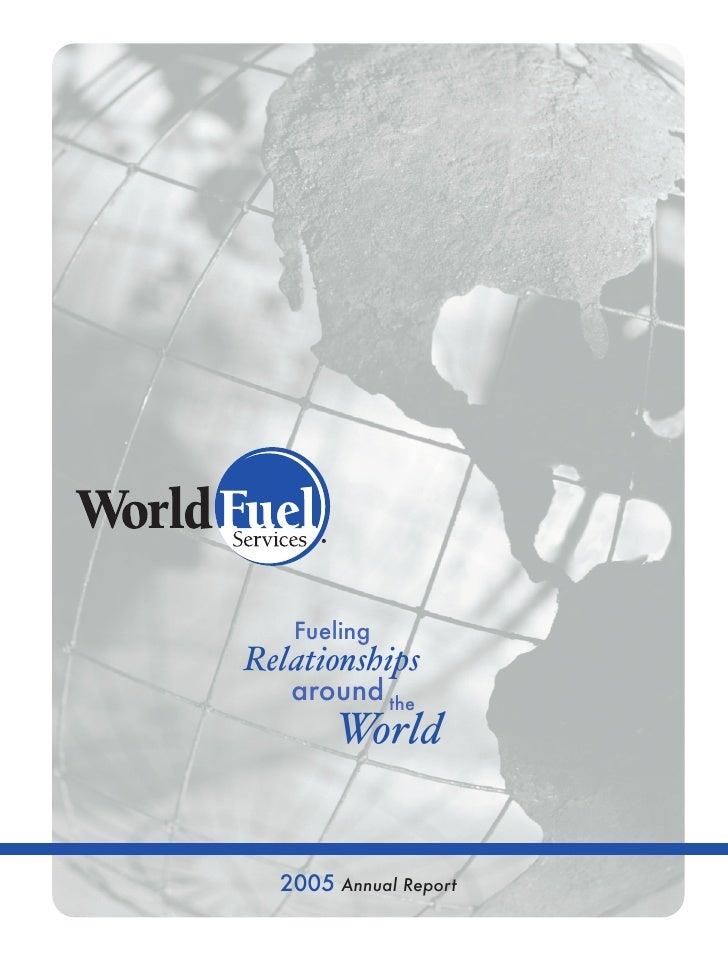 WorldFuel 2005_Annual_Report