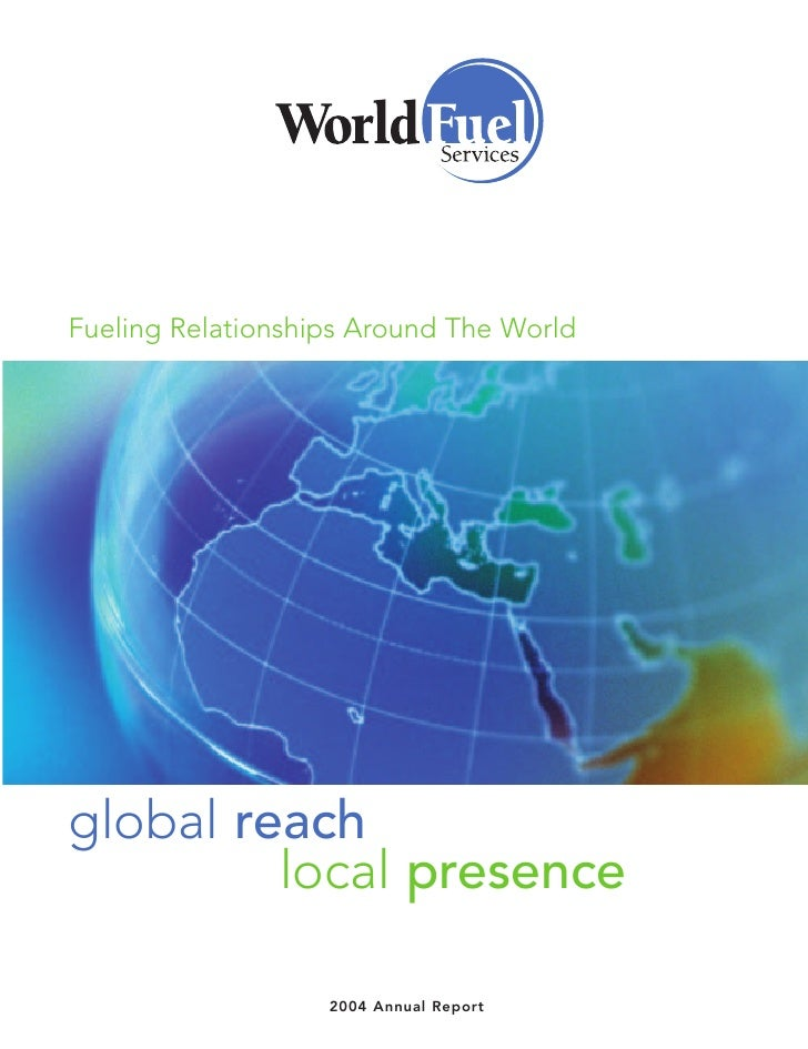 WorldFuel 2004_Annual_Report