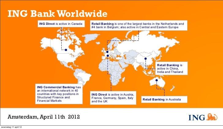 ing bank details