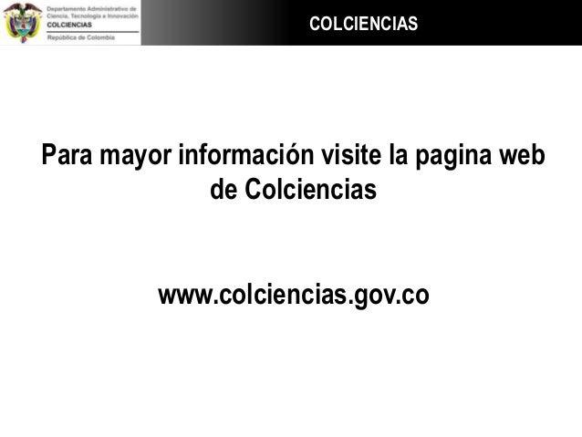 ley 1286 de 2009 pdf