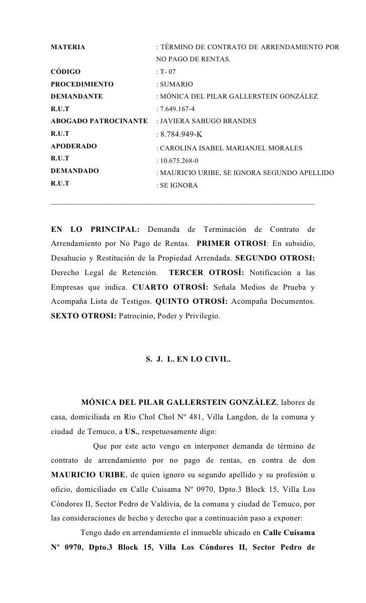CONTRATO DE ARRENDAMIENTO CHILE DOWNLOAD