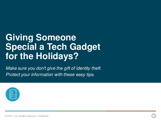 Holiday Gifts That Put Your Privacy at Risk Slide 2