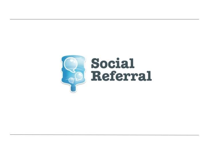 Waarom SocialReferral?